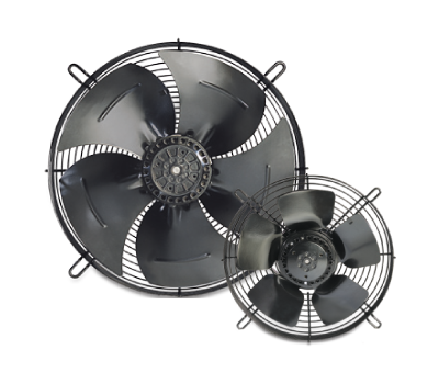 Axial Fans - Metal Blades