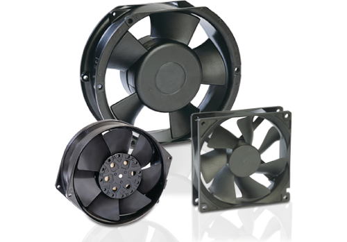 Instrument Cooling Fans | Industrial Blowers | Electirc Motors